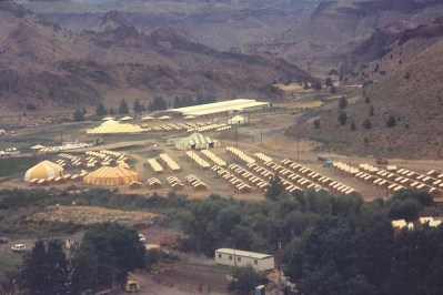 1983_festival_at_Rajneeshpuram